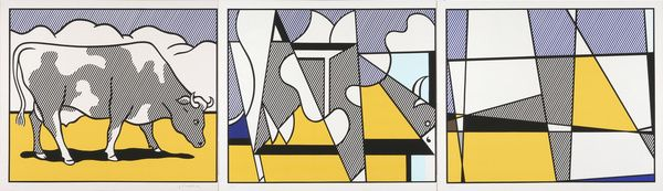Artist Roy Lichtenstein - FindArtinfo