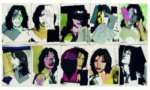 Artist Andy Warhol - FindArtinfo