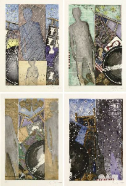 Artist Jasper Johns - FindArtinfo