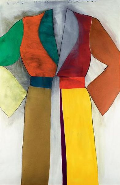 Artist Jim Dine - FindArtinfo