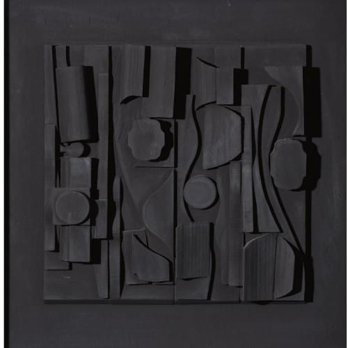 Artist Louise Berliawsky Nevelson - FindArtinfo