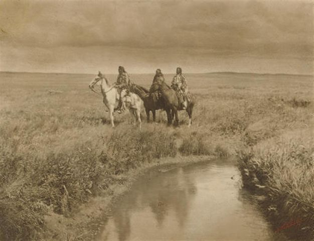 Artist Edward Sheriff Curtis - FindArtinfo