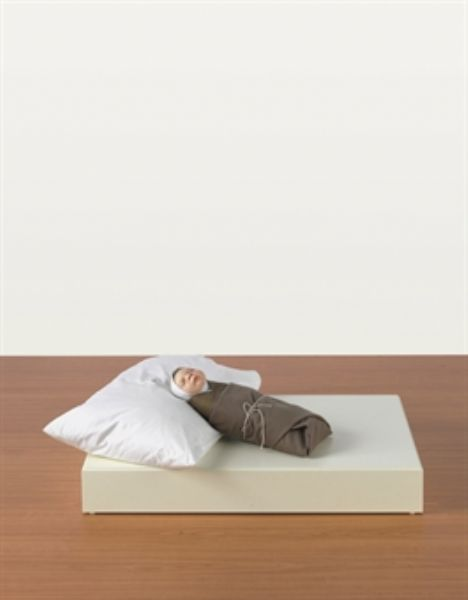 Artist Ron Mueck - FindArtinfo