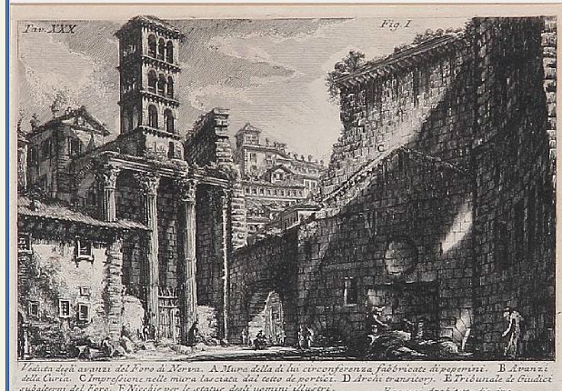 Artist Giovanni Battista Piranesi - FindArtinfo