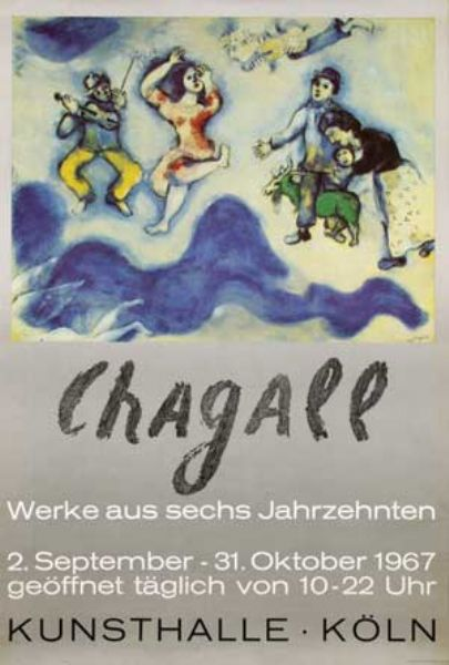 Art Pictures Artist Marc Chagall