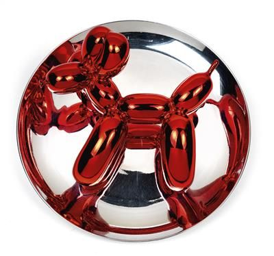 Artist Jeff Koons - FindArtinfo