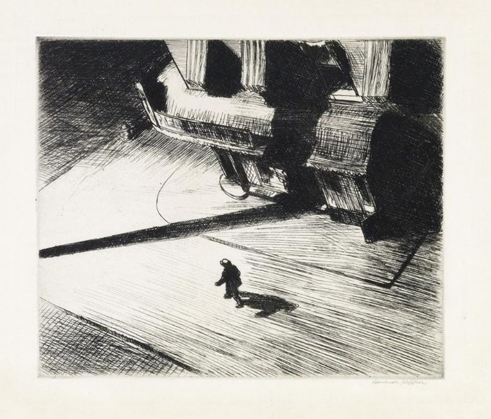 Artist Edward Hopper - FindArtinfo