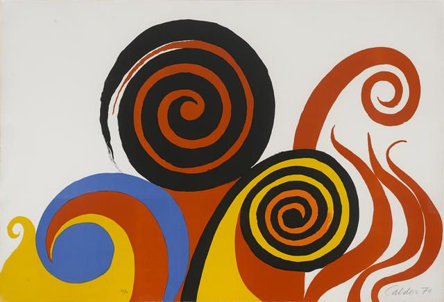 a biography of alexander sandy calder americas first abstract artist of international renown Alexander calder was born in philadelphia in 1898  he created his first abstract stabiles in 1930 national museum of american art (cd-rom).