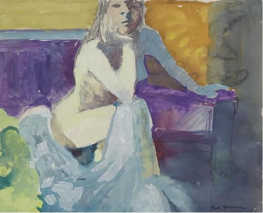 Artist Paul Wonner - FindArtinfo