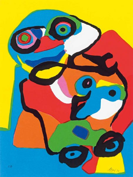 Artist Karel Appel - FindArtinfo