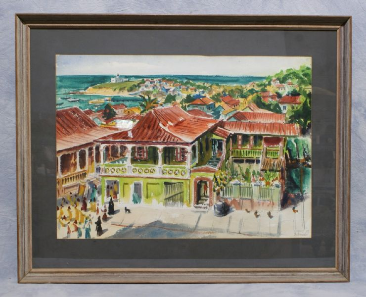 Howard Schroeder Painting For Sale