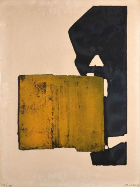 Artist Pierre Soulages - FindArtinfo