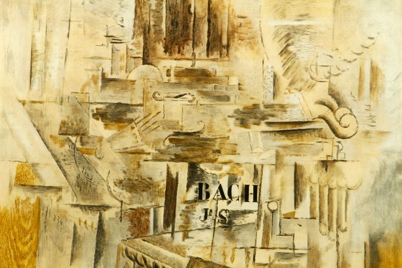 an introduction to georges braques violin Georges braque violin and newspaper picasso and the avant-garde in paris: braque's violin and newspaper.