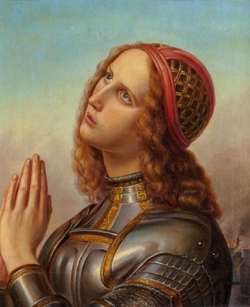 Резултат с изображение за joan of arc religion