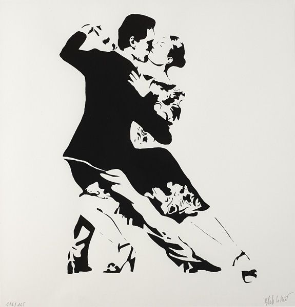 Artist Blek Le Rat - FindArtinfo