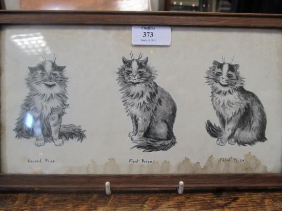 Artist Louis William Wain (school) - FindArtinfo