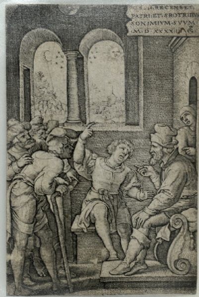 Artist Georg Pencz - FindArtinfo