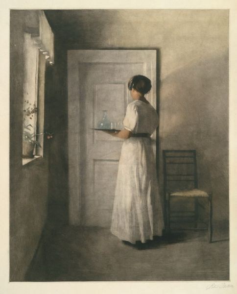 Artist Peter Vilhelm Ilsted - FindArtinfo