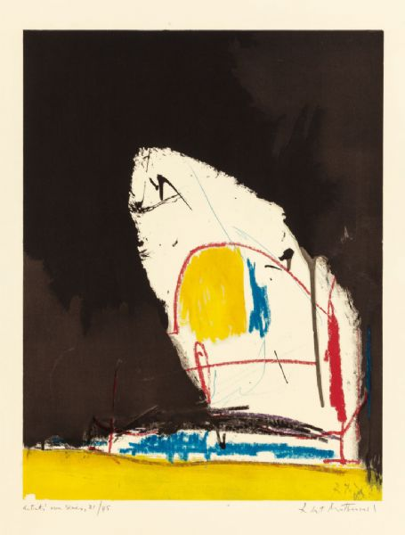 Artist Robert Burns Motherwell - FindArtinfo