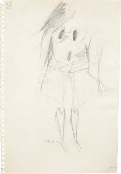 Artist Willem De Kooning - FindArtinfo
