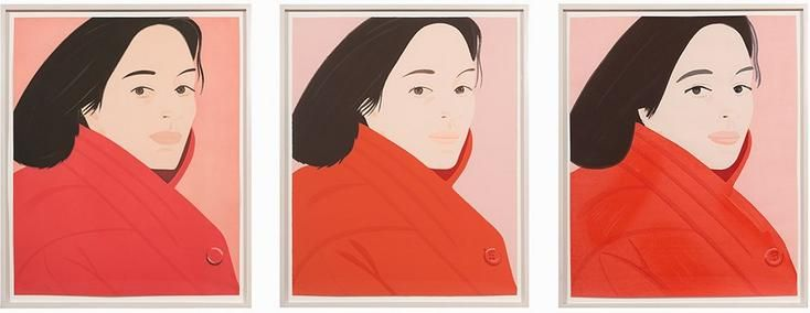 Artist Alex Katz - FindArtinfo