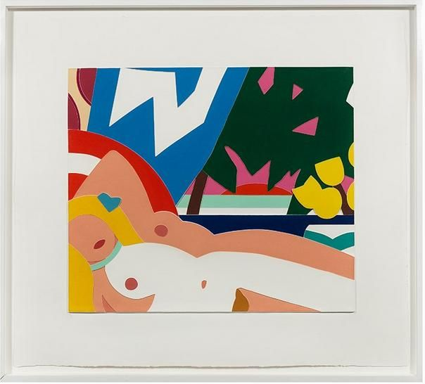Artist Tom Wesselmann - FindArtinfo