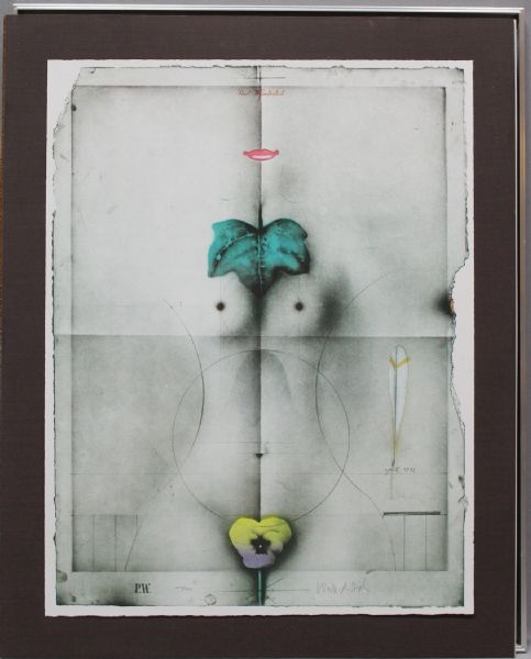 Artist Paul Wunderlich - FindArtinfo