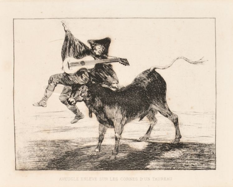 Artist Francisco Jose De Goya Y Lucientes - FindArtinfo